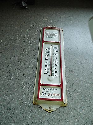 Vintage Advertising Thermometer - Electro-Magic Space Heaters
