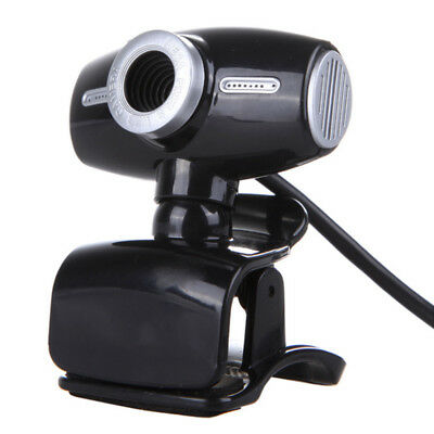 12MP HD USB Webcam Night Vision Chat Skype Videos Camera for PC Laptop Computer
