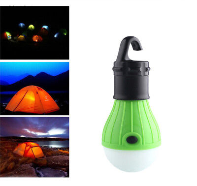 Outdoor Tent LED Bulb Hanging Lantern Fishing Lamp Emergency Light for Camping