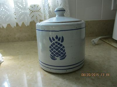 Kitchen Cannister Made In Hawaii