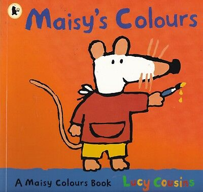 Maisy's Colours By Lucy Cousins, Paperback, New Book