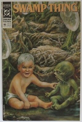1990 Swamp Thing #95   -    F                      (Inv15893)
