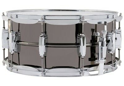 """Ludwig Black Beauty 14"""" x 6.5"""" Snare Drum"""