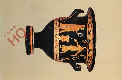 Picture Postcard, Ancient Greece, Red-Figure Krater