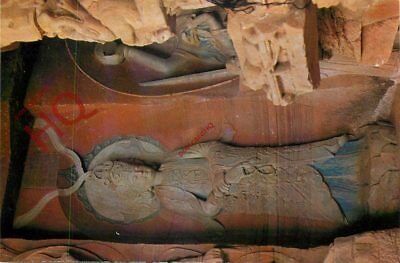 Picture Postcard~ China, Northern Hill, Cave Of The Chariot Of The Mind-Deity