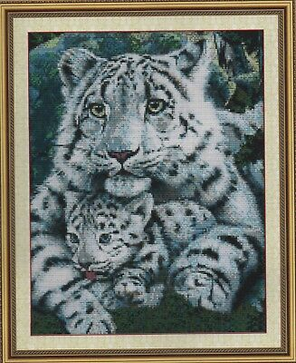 Counted Cross Stitch Kit, Tender Care