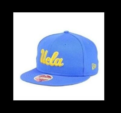 huge selection of c9862 e9431 UCLA Bruins New Era 59FIFTY Heritage Classic Wool Fitted Hat Cap AC DCM Blue