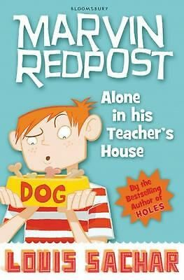 Alone in His Teacher's House by Louis Sachar (English) Paperback Book Free Shipp