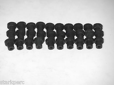 30 New Replacement Rubber Grommets for Musser Orchestra Bells Glockenspiel