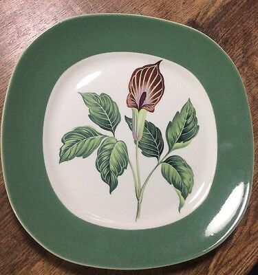 Taylor Smith Walter Teague Conversation King O'Dell Jack Pulpit dinner plate