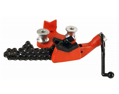 """PT® 40210 Pipe Vise 1/4""""-6"""" parts fit RIDGID® BC610 Bench Chain Pipe Vice Mount"""
