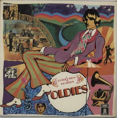Beatles A Collection Of Beatles Oldies vinyl LP album record German