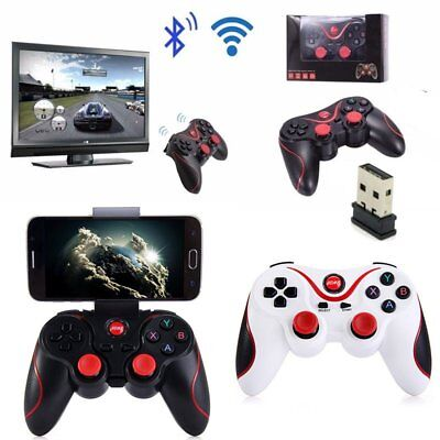 Wireless Bluetooth Gamepad Game Controller For Android Phone TV Box Tablet lot