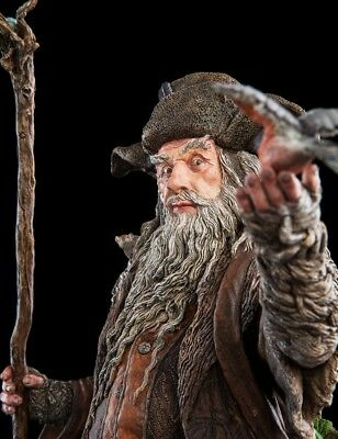 THE HOBBIT AN UNEXPECTED JOURNEY  RADAGAST THE BROWN 1:6 scale figure RESIN WETA