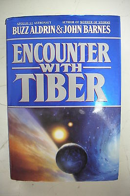 SIGNED BUZZ ALDRIN * ENCOUNTER WITH TIBER Astronaut*Space*Man on Moon