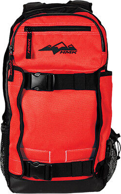 Hmk Usa Hm4Pack2Fr Back Country 2 Pack (Red)