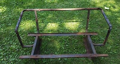 1969 Ford bronco rear seat frame