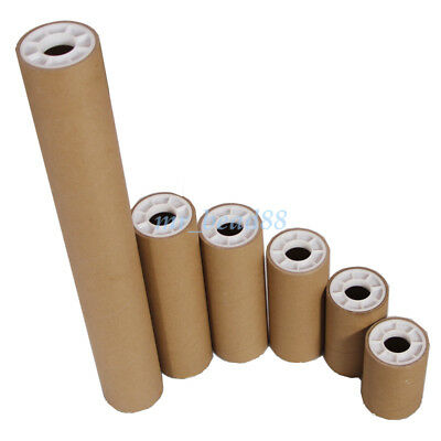 Thick Cardboard Poster Shipping Mailing Packing Postal Tube With End Caps 6mm
