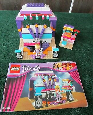 LEGO Friends 41004 Rehearsal Stage with Minifigure Complete - $12.99 ...
