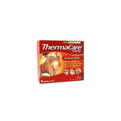 Thermacare 8hr Muscle & Joint 3ct