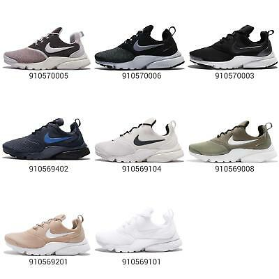 on sale c625e a1dc9 Wmns Nike Presto Fly SE Women Running Shoes Sneakers Trainers Slip-On Pick 1