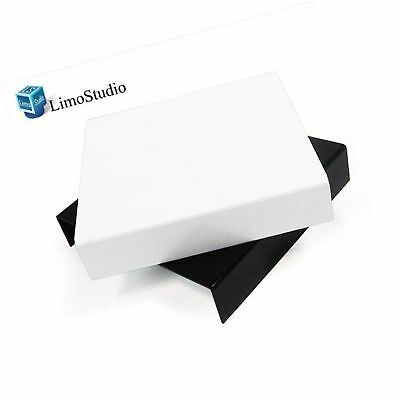 LimoStudio Table Top Black & White Acrylic Reflective Display Table kit for P...