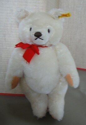 "Steiff 14"" White Original Teddy bear -- 0203/36"