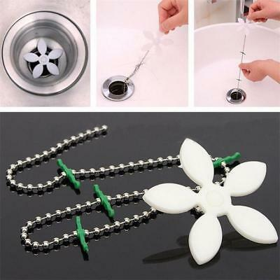 Daisy Pattern Shower Bath Drain Plug Hair Stopper Catcher Bathroom Accessories