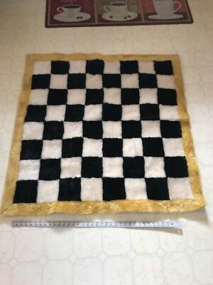 Old Crow Limited Edition Chessboard Arcadia Deluxe Rug