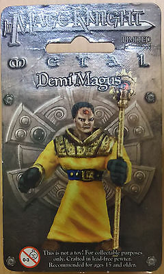 WizKids Mage Knight Metal - 503 Demi Magus Limited Edition (Sealed)