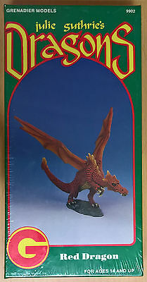 Grenadier Dragon Lords - 9902 Red Dragon (Mint, Sealed)