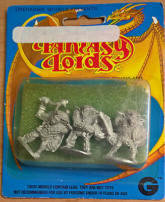 Grenadier Fantasy Lords - 41 Bugbears (Sealed, Near Mint)