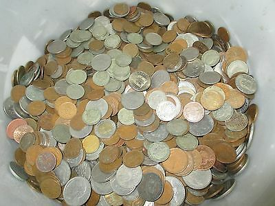 Portuguese Coins ( Mixed Lot ) 1 Kilo