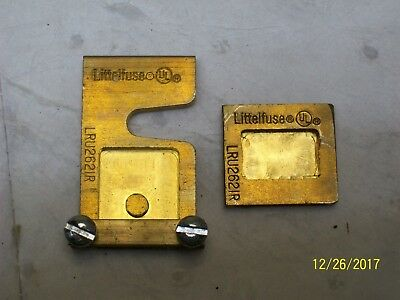 Littlefuse Fuse Reducer LRU2621R Class R200 to 100