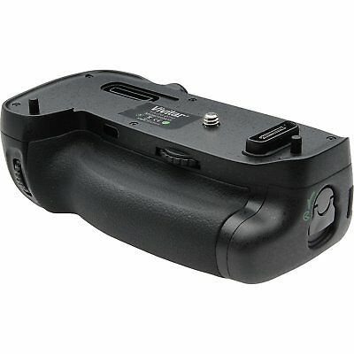 Vivitar MB-D16 Pro Series Multi-Power Battery Grip for Nikon D750 DSLR Camera