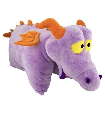 Figment Epcot Pillow Pet Pal Plush Disney World Theme Parks NEW