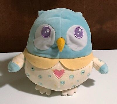 OK To Wake Owl Night Light, Talks and Music  Works