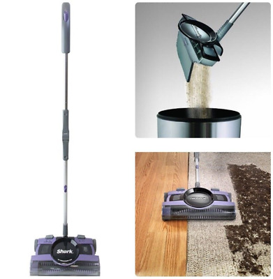 Floor Cordless Push Roller Brush Sweeper Carpet Cleaner