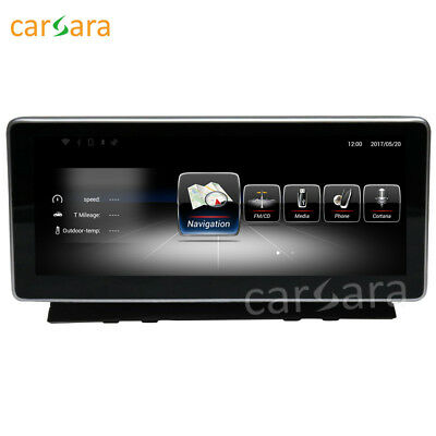 """10.25"""" touch screen Android GPS Navigation for Benz C Class 2008 to 2011"""