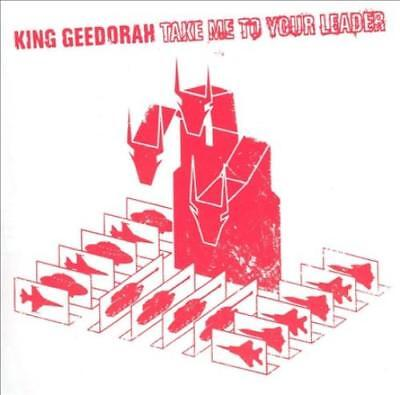King Geedorah Take Me To Your Leader New Vinyl