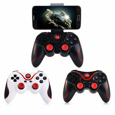 Wireless Bluetooth Gamepad Gaming Joystick Game Controller for IOS Android Phone