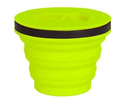 Sea To Summit X-Seal & Go Collapsible Food Container - Lime - SM
