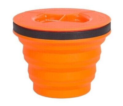 Sea To Summit X-Seal & Go Collapsible Food Container - Orange - SM