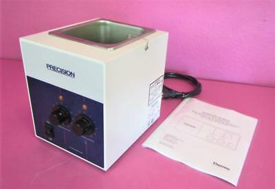 Thermo Scientific 181 Precision 2.6L Laboratory Heated Water Bath 100 Celsius