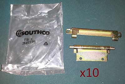 10 Pc/5 Pair Removable Concealed Door Hinge Southco Cabinet F6 ot DIY
