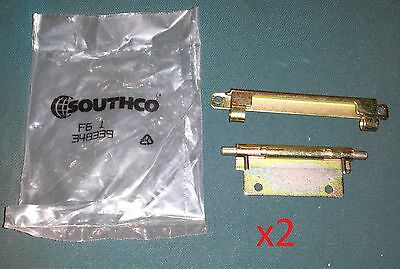 2 pc/1 Pair Removable Concealed Door Hinge Southco Cabinet F6 DIY