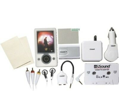 i.Sound 11 in 1 Bundle Pack for Zune (White)