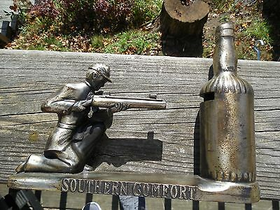 1953 Southern Comfort Bank Silver Plated # 121 Of 1000 With Affidavit  C.o.a.