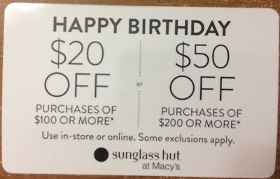 Sunglass Hut Promo Codes & Holiday Coupons for December, Save with 8 active Sunglass Hut promo codes, coupons, and free shipping deals. 🔥 Today's Top Deal: (@Amazon) Free Shipping on Select Sunglass Hut Products. On average, shoppers save $48 using Sunglass Hut coupons from sredstvadlyauvelicheniyapotencii.tk