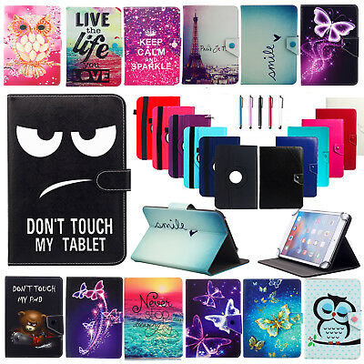 For Acer Iconia One 10 B3-A40 10.1 Inch Tablet Universal Folio Case Cover Stand